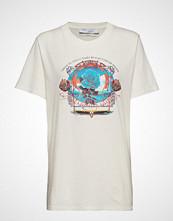 Iro Myers T-shirts & Tops Short-sleeved Hvit IRO