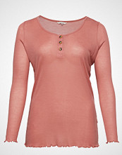 Only Carmakoma Carsoft Ls Blouse Sus T-shirts & Tops Long-sleeved Rosa ONLY CARMAKOMA