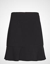 French Connection Dorotea Flare Mini Skirt Kort Skjørt Svart FRENCH CONNECTION