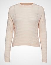 Mango Open-Knit Sweater Strikket Genser Rosa MANGO