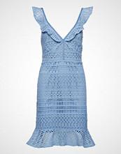 Valerie Nello Dress Kort Kjole Blå VALERIE