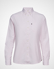 Lexington Clothing Sarah Oxford Shirt Langermet Skjorte Rosa LEXINGTON CLOTHING