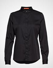 Coster Copenhagen Regular Shirt Langermet Skjorte Svart COSTER COPENHAGEN