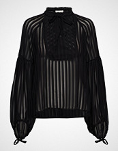 Munthe Hesitate T-shirts & Tops Long-sleeved Svart MUNTHE