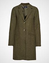 Only Onlnew Ella Wool Coat Cc Otw Ullfrakk Frakk Grønn ONLY