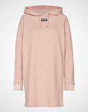 Adidas Originals Hooded Dress Kort Kjole Rosa ADIDAS ORIGINALS