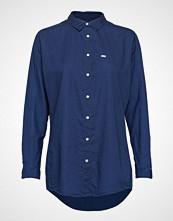 Lee Jeans Over D Shirt Langermet Skjorte Blå LEE JEANS