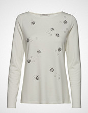 Betty Barclay Shirt T-shirts & Tops Long-sleeved Creme BETTY BARCLAY