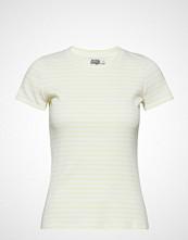 Twist & Tango Ivy Top T-shirts & Tops Short-sleeved Gul TWIST & TANGO