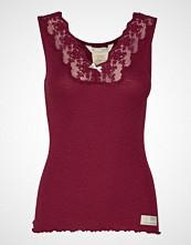 Odd Molly Rib-Eye Tank T-shirts & Tops Sleeveless Lilla ODD MOLLY