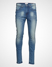 Lindbergh Slim Fit Jeans Boardwalk Blue Slim Jeans Blå LINDBERGH