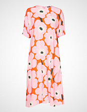 Marimekko Vokaali Unikko Dress Knelang Kjole Multi/mønstret MARIMEKKO