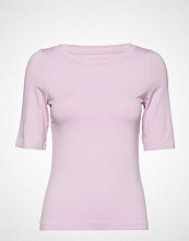 Whyred Mondie T-shirts & Tops Short-sleeved Rosa WHYRED