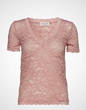 Rosemunde T-Shirt Ss T-shirts & Tops Short-sleeved Rosa ROSEMUNDE