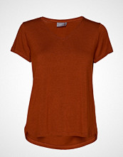 B.Young Bysovea Tshirt - T-shirts & Tops Short-sleeved Oransje B.YOUNG
