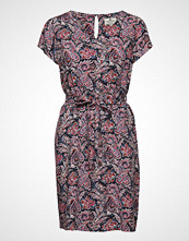 Lexington Clothing Kristina Paisley Dress Kort Kjole Rød LEXINGTON CLOTHING