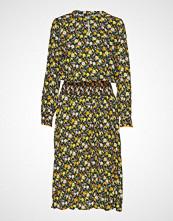 FREE/QUENT Trista-Dr Knelang Kjole Multi/mønstret FREE/QUENT