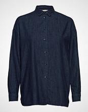 Lexington Clothing Edith Denim Shirt Langermet Skjorte Blå LEXINGTON CLOTHING