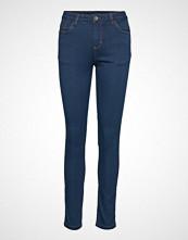 Kaffe Kaandy Jeans Skinny Jeans Blå KAFFE