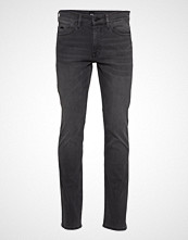 Boss Casual Wear Delaware Bc-L-C Slim Jeans Svart BOSS CASUAL WEAR