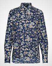 Morris Lady AdéLe Liberty Fleur Shirt Langermet Skjorte Blå MORRIS LADY
