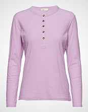 Levete Room Lr-Any T-shirts & Tops Long-sleeved Lilla LEVETE ROOM