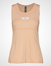 Adidas by Stella McCartney Train Tank T-shirts & Tops Sleeveless Beige ADIDAS BY STELLA MCCARTNEY