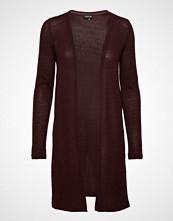 Taifun Jacket Knit Fabrics Strikkegenser Cardigan Brun TAIFUN