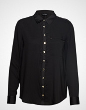 Marciano by GUESS Piper Shirt Bluse Langermet Svart MARCIANO BY GUESS
