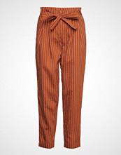 InWear Seth Carrot Pants Bukser Med Rette Ben Oransje INWEAR
