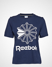Reebok Classics Ac Gr Tee T-shirts & Tops Short-sleeved Blå REEBOK CLASSICS