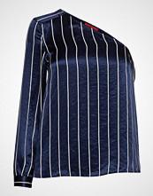 HUGO Casini Bluse Langermet Blå HUGO