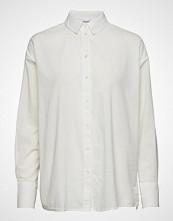 Vero Moda Vmindia Loose L/S Shirt Vma Langermet Skjorte Hvit VERO MODA