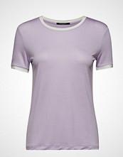 Bruuns Bazaar Katka Elsa Tee T-shirts & Tops Short-sleeved Lilla BRUUNS BAZAAR