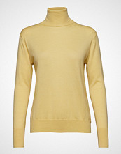 Filippa K Silk Mix Roller Neck Sweater Høyhalset Pologenser Gul FILIPPA K