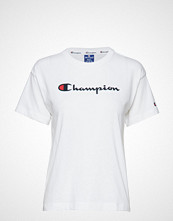 Champion Rochester Crewneck T-Shirt T-shirts & Tops Short-sleeved Hvit CHAMPION ROCHESTER