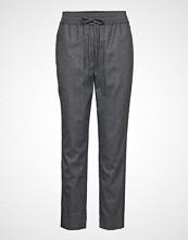 3.1 Phillip Lim Track Pant W Side Stripe Bukser Med Rette Ben Grå 3.1 PHILLIP LIM