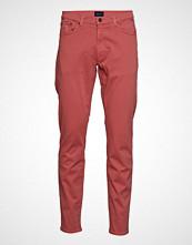 Gant D1. Slim Desert Jeans Slim Jeans Rød GANT