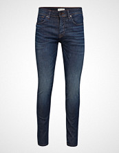 Selected Homme Slhslim-Leon 6156 D.Blu Su-St Jns W Noos Slim Jeans Blå SELECTED HOMME