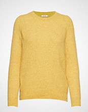 nué notes Viola Pullover Strikket Genser Gul NUÉ NOTES