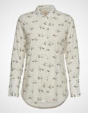 Barbour Barbour Monmouth Shirt Langermet Skjorte Creme BARBOUR