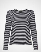 Odd Molly Miss Stripes Top T-shirts & Tops Long-sleeved Svart ODD MOLLY