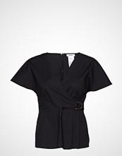 Max & Co. Diffuso T-shirts & Tops Short-sleeved Svart MAX&CO.