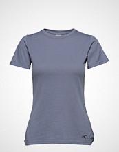 Kari Traa Traa Tee T-shirts & Tops Short-sleeved Blå KARI TRAA