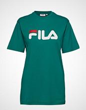 FILA Unisex Classic Pure Ss Tee T-shirts & Tops Short-sleeved Grønn FILA