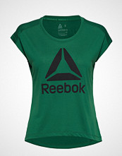 Reebok Performance Wor Supremium 2.0 Tee Bl T-shirts & Tops Short-sleeved Grønn REEBOK PERFORMANCE