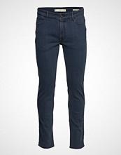 Mango Man Slim Fit Navy Patrick Jeans Slim Jeans Blå MANGO MAN