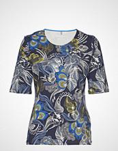 Gerry Weber Edition T-Shirt 3/4-Sleeve R Bluse Langermet Blå GERRY WEBER EDITION