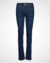 Ganni Classic Stretch Denim Skinny Jeans Blå GANNI