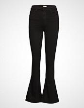 Gina Tricot Natasha Bootcut Jeans Jeans Sleng Svart GINA TRICOT
